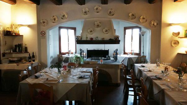 ristorante sala camietto Rechsteiner