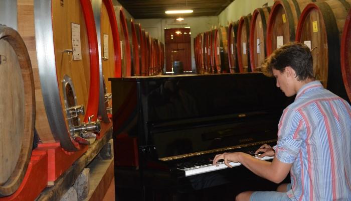 pianoforte uomo