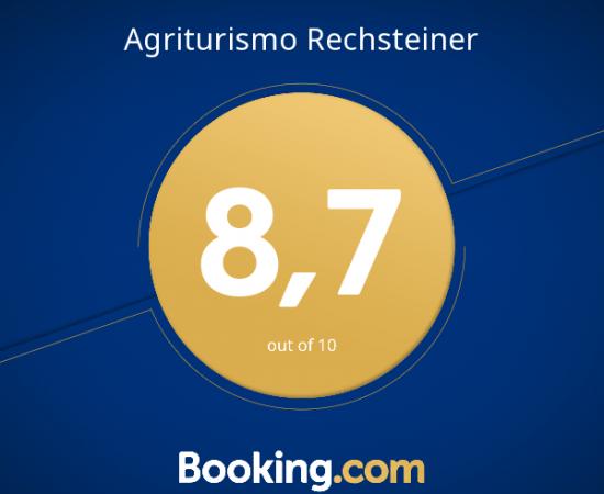 Booking premia Agriturismo Rechsteiner