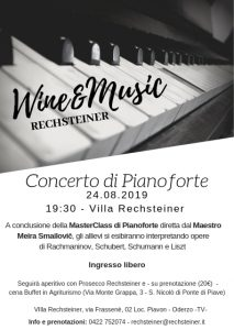Locandina Concerto Maestro Meira