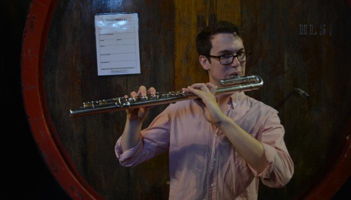 flauto uomo
