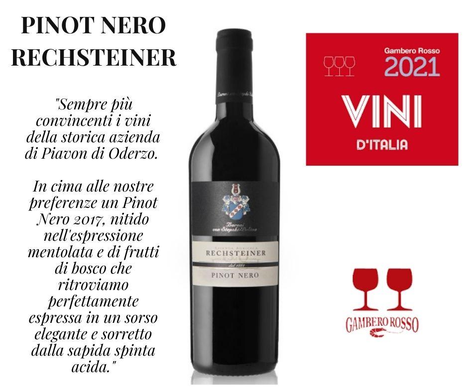 Pinot Nero 2017 Gambero Rosso